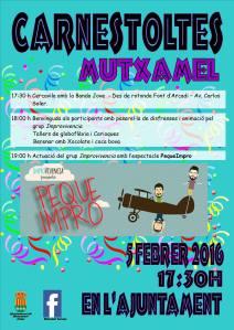Carnaval Mutxamel